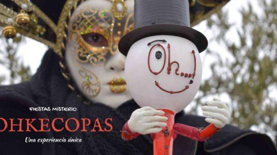 Fiestas secretas de Ohkecopas