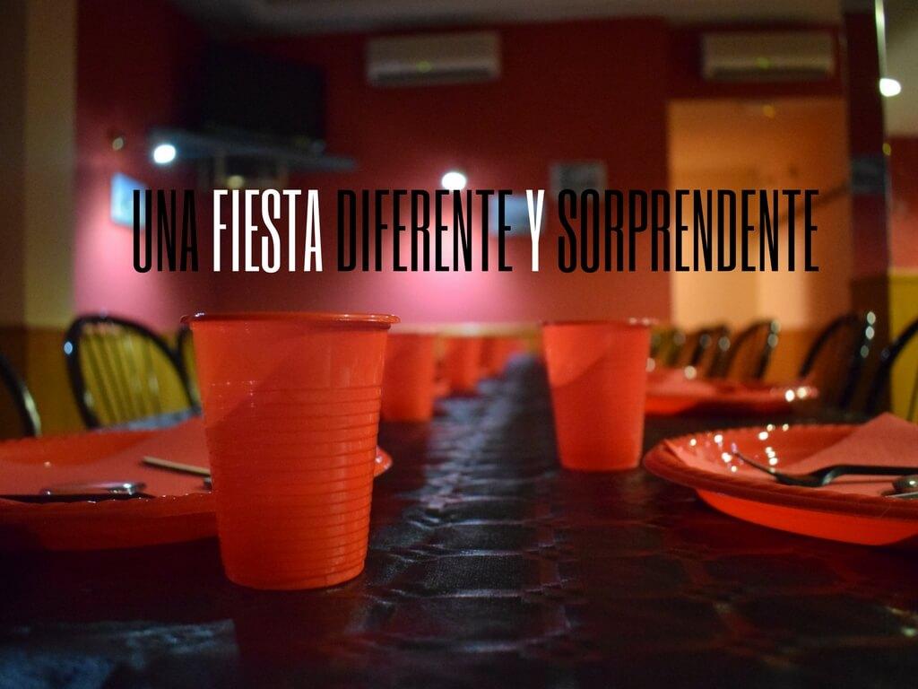 Fiestas Misterio Ohkecopas: fiestas direfentes, secretas y divertidas